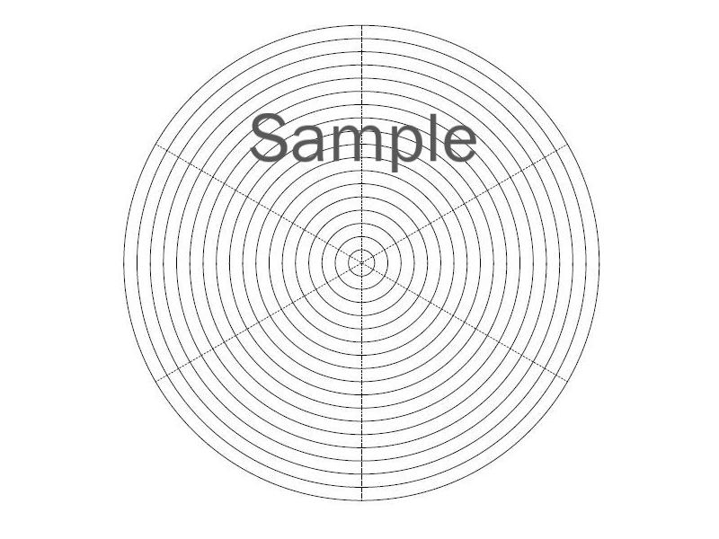 円状シートサンプル2